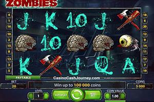 Zombies игровой слот